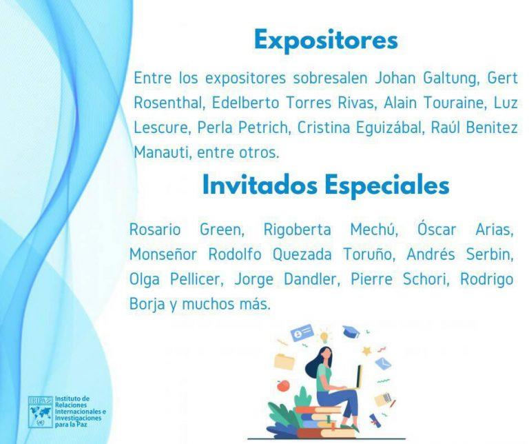 4 I Congreso Latinoamericano de Investigación para la Paz y las Relaciones Internacionales
